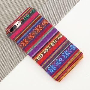 Accessories - Boho Canvas Phone Case iphone I phone